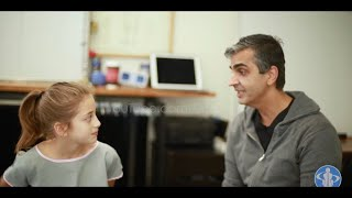 Download Tiny Dancer Anya - Tailbone, Knee and Ankle Pain HELPED with Dr. Rahim Gonstead Chiropractor Video
