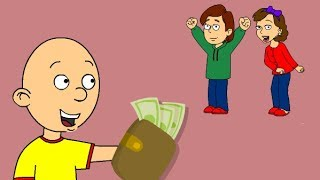 Download Caillou Finds A Lost Wallet! Video