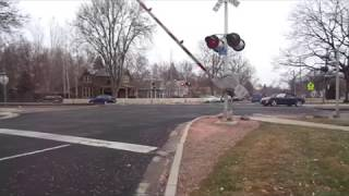 Download BAD VIDEO!!! The Railroad Crossing Idiots of 2017 Video