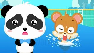 Download Baby Panda Play And Learns Pairs Kids Games - Fun Baby Panda Educational BabyBus Games For Children Video