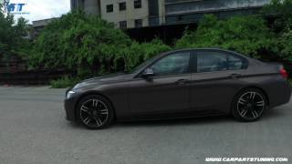 Download Detailed Complete Carbon M-Performance Package BMW 3 series F30 by KiTT Tuning Video