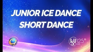Download ISU JGP Final - Ice Dance - Short Dance - Nagoya 2017 Video