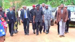 Download Morgan palmer et Teodorin Obiang en Guinée Equatoriale Video