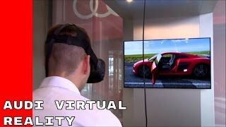 Download Audi VR Experience Video