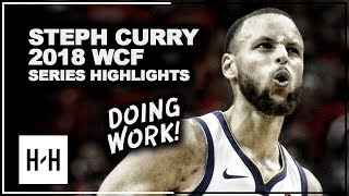 Download Stephen Curry EPIC Full Series Highlights vs Rockets | 2018 Playoffs West Finals Video
