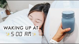 Download Waking up at 5AM | My Productive Morning Routine 🌟 Video