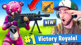Download *NEW* LMG GAMEPLAY in Fortnite: Battle Royale! (IS IT GOOD..?) Video
