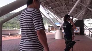 Download 反曲弓選手 熊梅茜x熊爸爸 為臺灣兒女加油!!! Video