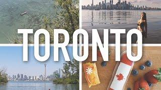 Download TORONTO LIFE | SPRING/SUMMER ♡ EXPLORE CANADA Video