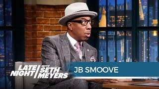 Download JB Smoove's Rejected SNL Pitches - Late Night with Seth Meyers Video