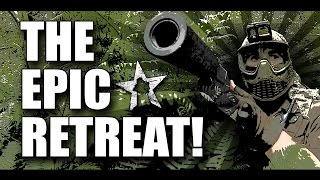 Download THE EPIC RETREAT!! 1 Magfed Hunter VS 6 Tourney players Video