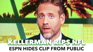 Download Max Kellerman Obliterates Racist NFL Owners. ESPN Hides The Clip Video