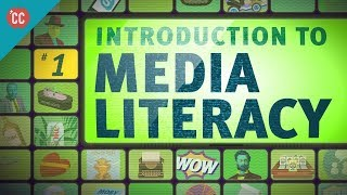 Download Introduction to Media Literacy: Crash Course Media Literacy #1 Video