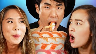 Download Try Guys 300 Sushi pc. Mukbang ft. The Food Babies Video
