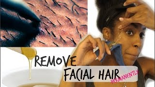 Download SKIN| How to Remove Facial Hair Permanently ! Video