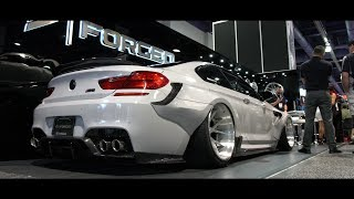 Download World's First Bagged BMW F13 M6 | ARMYTRIX | MV Forged | SEMA 2017 Customer Spotlight Video