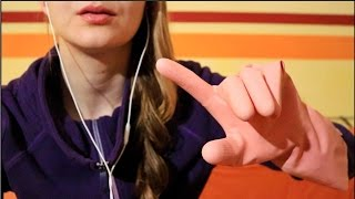 Download Binaural ASMR ▲ Hand movements with Rubber Gloves ▲ Video