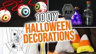 Download 10 DIY Halloween Decoration Ideas - HGTV Handmade Video