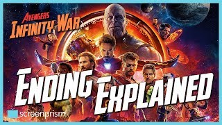 Download Avengers: Infinity War - Ending & Themes Explained Video