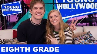 Download Elsie Fisher & Bo Burnham's Most Embarrassing Eighth Grade Moments! Video