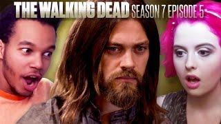 Download The Walking Dead: Maggie Rhee ″Go Getters″ Fan Reaction Compilation Video