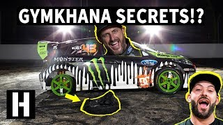 Download Ken Block Shares 10 Secrets You DIDN'T Know About the Gymkhana Films! Video