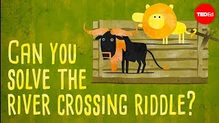 Download Can you solve the river crossing riddle? - Lisa Winer Video