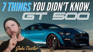 Download 2020 Shelby GT500 (7 Things You Didn't Know!) Video