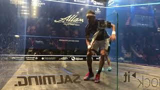 Download Mohamed El Shorbagy v Gregoire Marche British Open 2018 last game Video