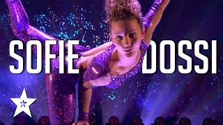 Download Sofie Dossi Auditions & Performances America's Got Talent 2016 Finalist Video