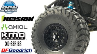 Download Axial RR10 Bomber KIT - Build Update 3 - Incision Wheels Video