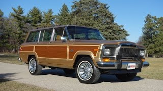 Download 1985 Jeep Grand Wagoneer! @ NationalMuscleCars National Muscle Cars Video