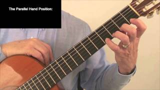 Download Left Hand Position for Classical Guitar by Douglas Niedt Video