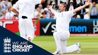 Download Flintoff Takes 5 Wickets On His Farewell To Lord's: 2009 Ashes - Full Highlights Video
