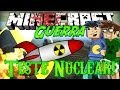 Download Minecraft Guerra 5: TESTE NUCLEAR! #8 Video