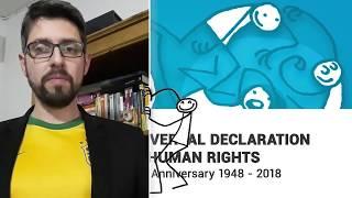 Download Paulo Sergio Cardoso Da Silva, Brazil, reading article 25 of the Universal Declaration of Human Rig Video