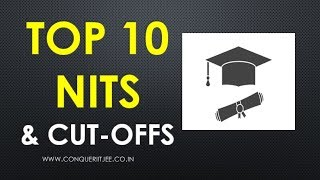 Download Top 10 NITs - placements, JEE MAIN cutoffs, Seats, Fees Video