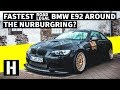 Download Street Legal 'Ring Stormer: Sub-7 Minute Nurburgring E92 BMW! Video
