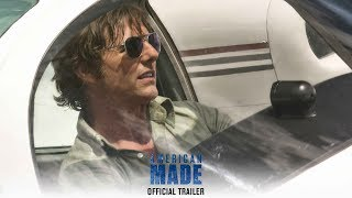 Download American Made - Official Trailer [HD] Video