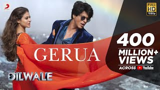 Download Gerua - Shah Rukh Khan | Kajol | Dilwale | Pritam | SRK Kajol Official New Song Video 2015 Video