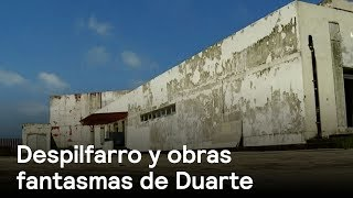 Download Obras inconclusas del gobierno de Javier Duarte en Veracruz - Despierta con Loret Video