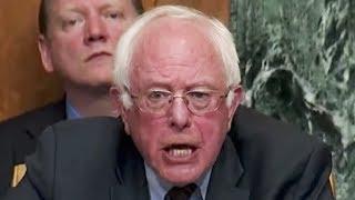 Download Bernie Sanders GOES OFF On Mick Mulvaney Video