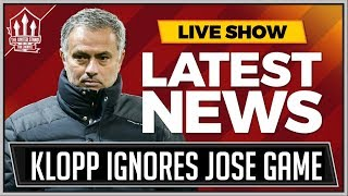 Download Mourinho Snubbed by Klopp? Man Utd News Now Video
