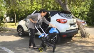 Download Doona infant car seat stroller Video