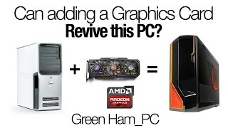 Download Can a new Graphics card revive an Old PC? Video