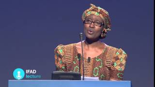 Download IFAD Lecture: Winnie Byanyima, ″The Future of Aid″ Video