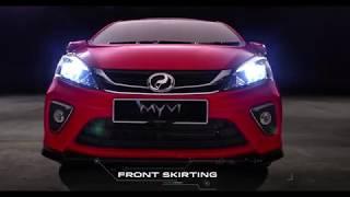 Download 2018 Perodua Myvi Product Video Video