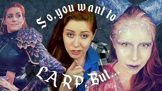 Download So You Wanna LARP, BUT- | 5 Most Common Obstacles For Beginners | LH EP 042 Video