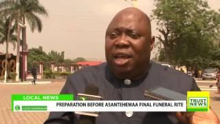Download Final Funeral Rite For Asantehemaa Afia Kobi Serwaa Ampem II #TrustNews Video