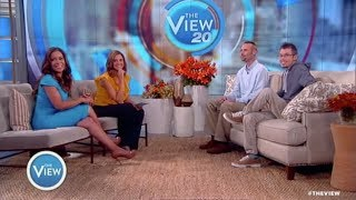 Download DKMS Donor Meets His Patient on ″The View″! Video